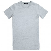 Layered Tee - Grey
