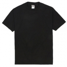 (1301)Adult Short Sleeve Tee - Black