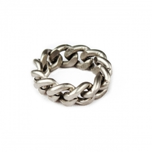 [RUSHOFF]Unisex The Bold Silver Chain Ring