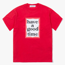 [Have a good time] Frame S/S Tee - Red