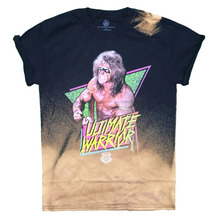 [VINTAGE WEAR] Ultimate Warrior tee - Multi