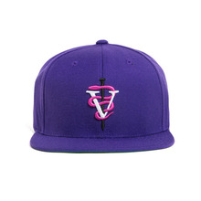 [BLACK SCALE] 30%할인 VS Snake Snap Back, Purple