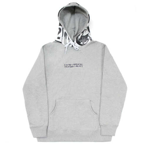 World Wide Outcast Hoodie - Grey
