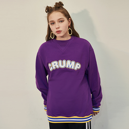 [CRUMP] Crump spring sweat shirt (CT0130-1)