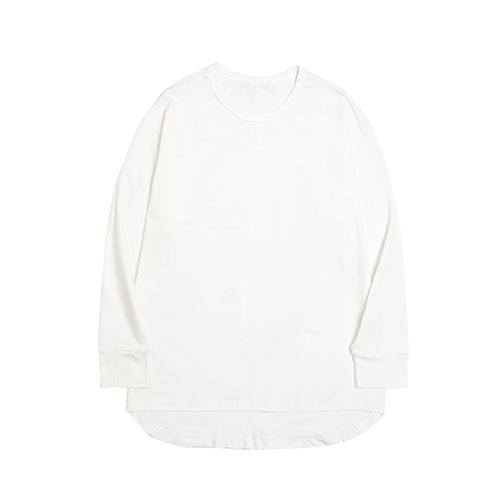 [DEADEND] QUOTE LONG SLEEVE - IVORY