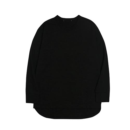 [DEADEND] QUOTE LONG SLEEVE - BLACK