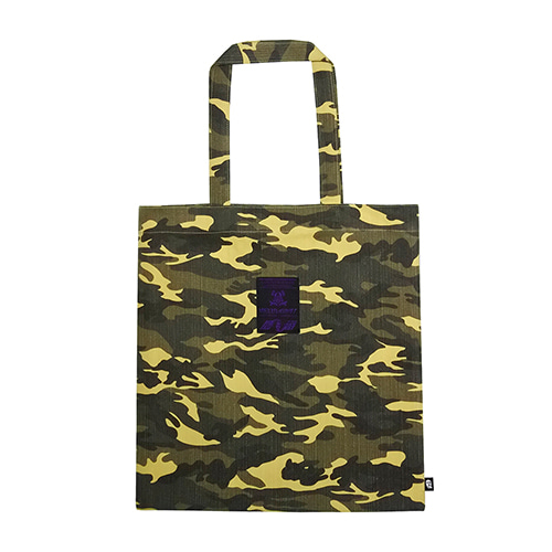 [MEZZOKUSNT] CAMOUFLAGE BAG - YELLOW