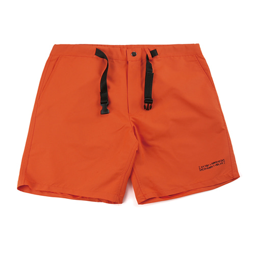 Ripstop Shorts - ORANGE