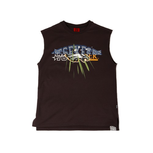 [YESEYESEE] Reunion Sleeveless Black