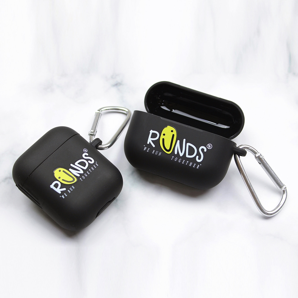 [RUNDS] smile airpods case (2size)