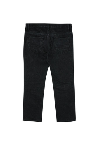 [Dying Breed] Patch Work Cropped Jeans