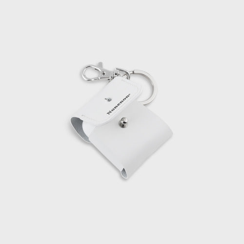 [NONENON] NONE AIRPOD CASE_WHITE