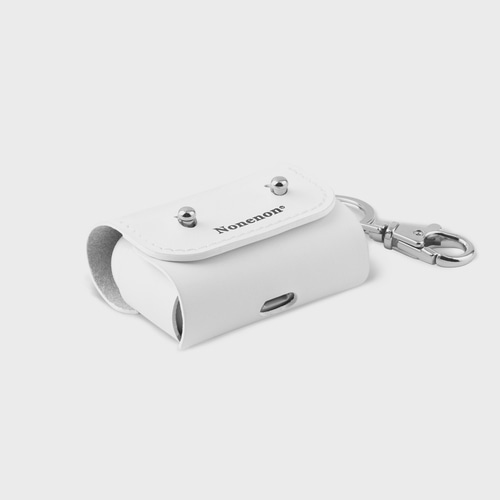 [NONENON] NONE AIRPODS PRO CASE_WHITE