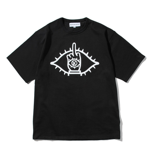 [KING]LOGO T-Shirt -Black