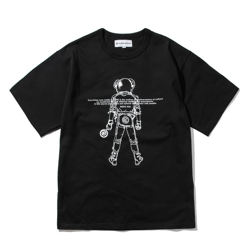 [KING]CANDY BEAR T-Shirt -Black