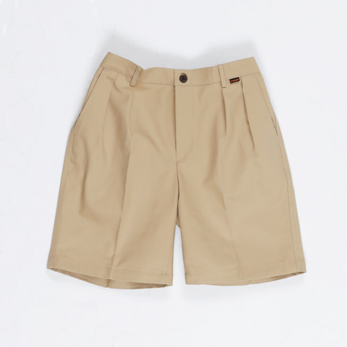 [STAGE NAME]HBT STGNM shorts_BEIGE