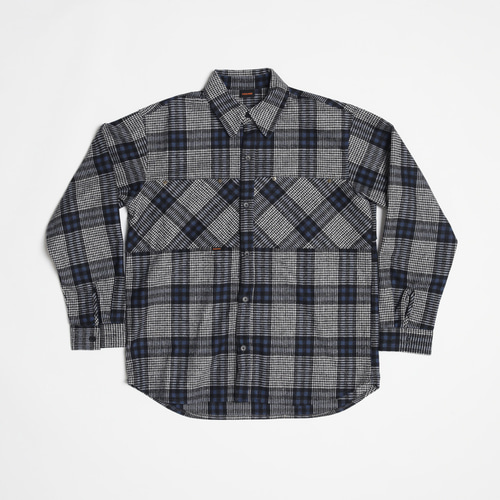 [STAGE NAME]NEWTRO Wide Pocket Shirt Jacket_BLUE
