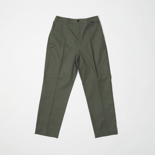 [STAGE NAME]Double stitch STG PANTS_KHAKI