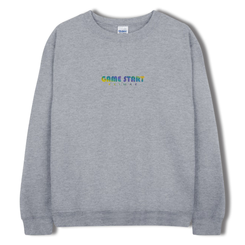 [키매] GAME OVER CREWNECK
