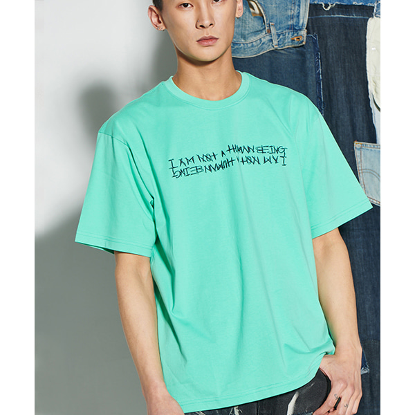 Basic Logo Tee - MINT
