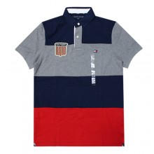 Men's Polo Shirt Logo Custom Fit