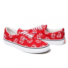 SUPREME FE RED VANS CDG BOX LOGO F*CK EM VANS ERA PCL LOW