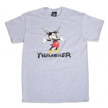 Mousegoat Tee - Gray
