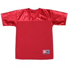 Football Jersy (Heavy Mesh) - Red