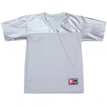 Football Jersy (Heavy Mesh) - Grey