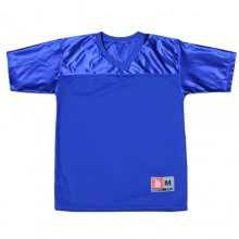 Football Jersy (Heavy Mesh) - Blue
