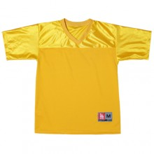 Football Jersy (Heavy Mesh) - Yellow