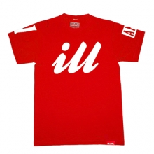 ill Tee - Red/White