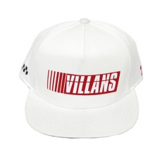 Victory Snapback - White