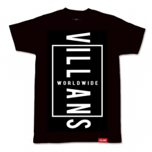 World Wide Tee - Black