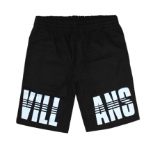 Villanse Sweat Short - Black
