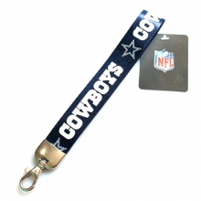Dallas Cowboys Wristlet Lanyard