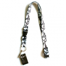 LA Kings Camo Lanyard