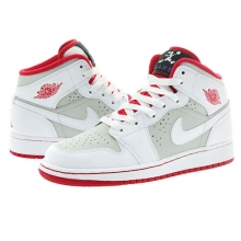 Air Jordan 1 Mid WB 헤어 GS [719554-123]