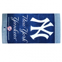 NY yankees Beach Towel