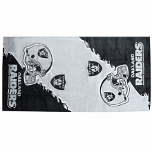 Oak Raiders Beach Towel