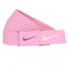 Web Belt - Light Pink