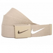 Web Belt - Beige