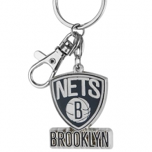 Brooklyn Nets Heavyweight Key Chain