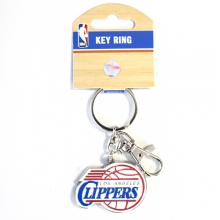 Clippers Heavyweight Key Chain