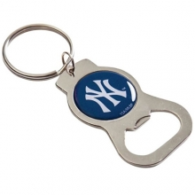 TSA/MLBP NY Yankees Bottle Opener Key Chain