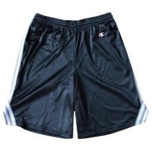 Lacrosse Shorts - Black/Grey