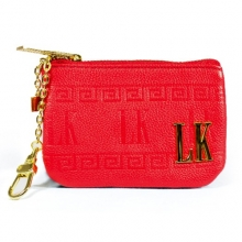 Coin Pouch - Red