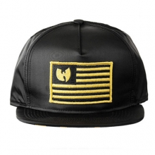 Iron Flag Nylon Twill Snapback