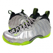 "NIKE AIR FOAMPOSITE ONE PRM ""SILVER CAMO"" [575420-004]"