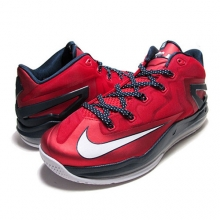 Nike Air Max Lebron XI 11 Low USA July 4th Independence Day [642849-614]